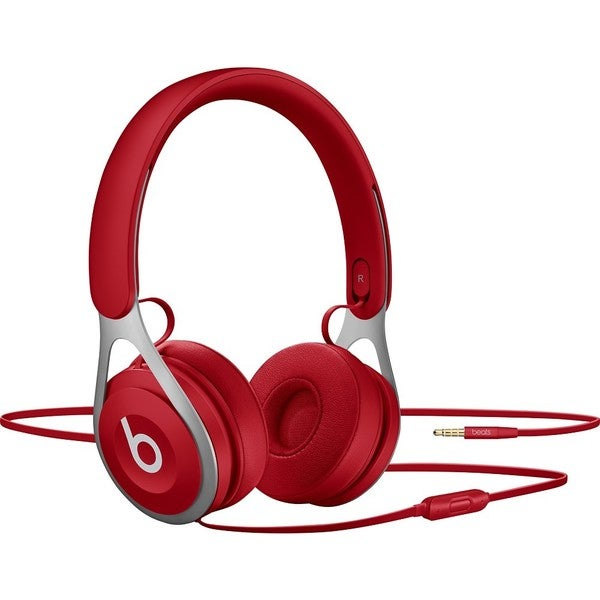 Beats by Dr. Dre Red Beats EP Headphones