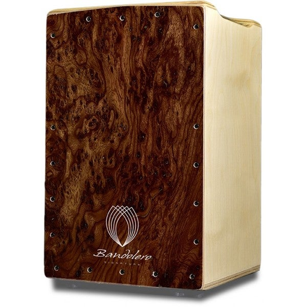La Rosa Percussion Bandolero Signature Series Cajon
