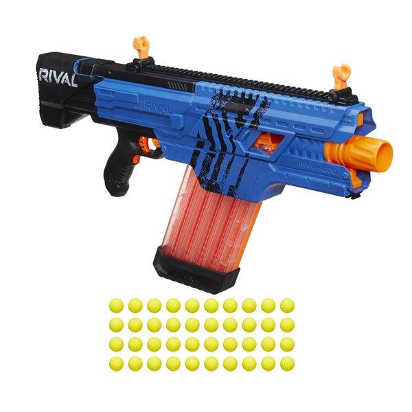 Nerf Rival Khaos MXVI-4000 Blue Blaster