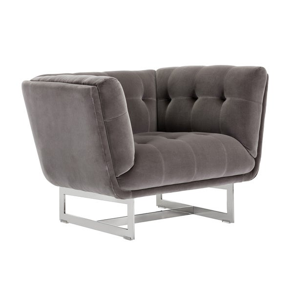 Centennial Armchair in Giotto Grey