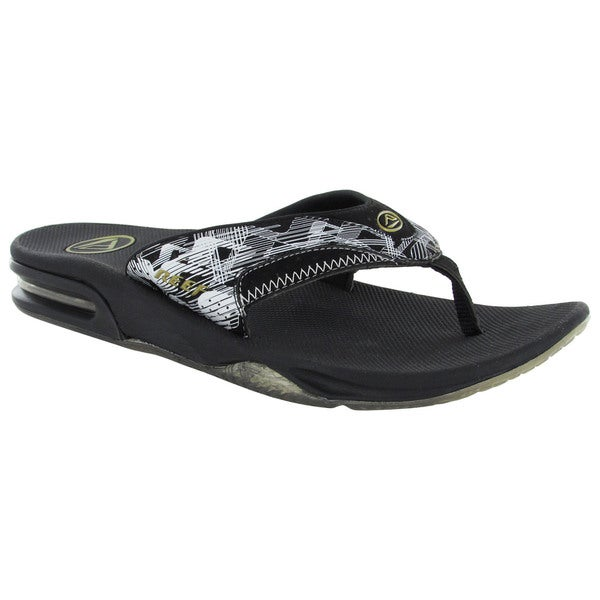 Reef Mens Fanning Flip Flop Sandals