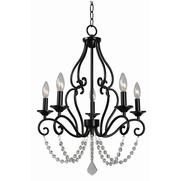 Freya 5 Light Chandelier