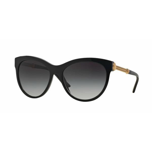 Versace Women VE4292A GB1/8G Black Metal Phantos Sunglasses