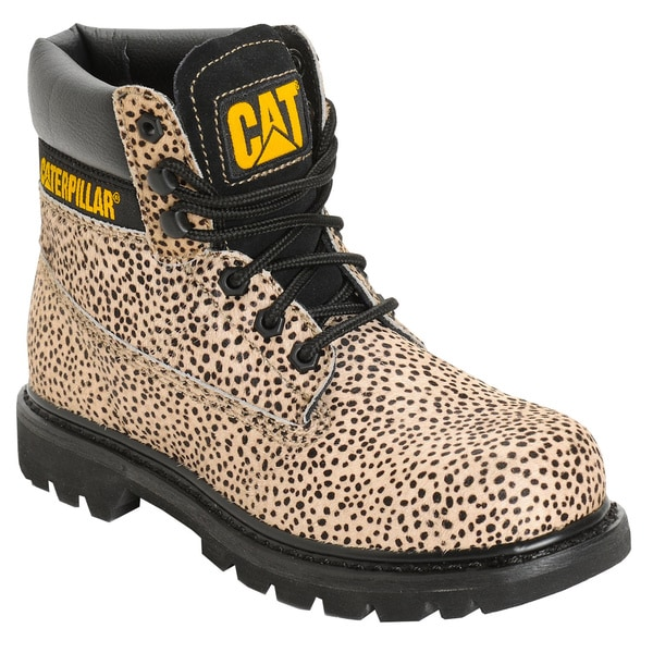Cat by Caterpillar Colorado Women's Leather Work Boots