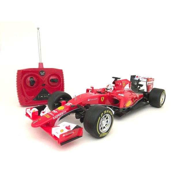 Ferrari Formula One SF15-T F11:18-scale Remote Control Race Car
