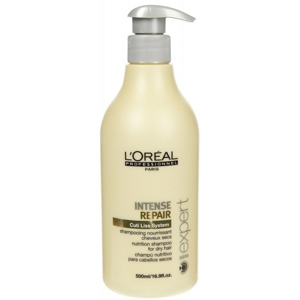 L'Oreal Serie Expert Intense Repair 16.-ounce Nutrition Shampoo for Dry Hair