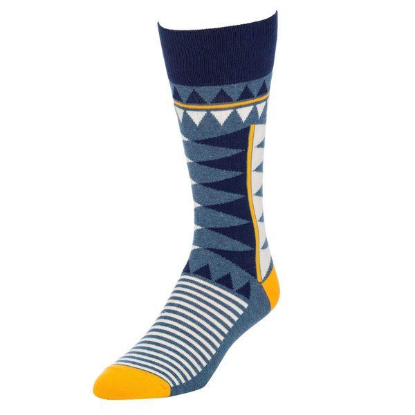 STROLLEGANT Native Men's 1 Pair Size 10-13 Crew Socks