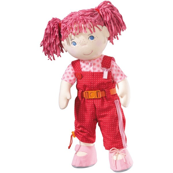 HABA Lilli Fabric 20-inch Dress-up Doll