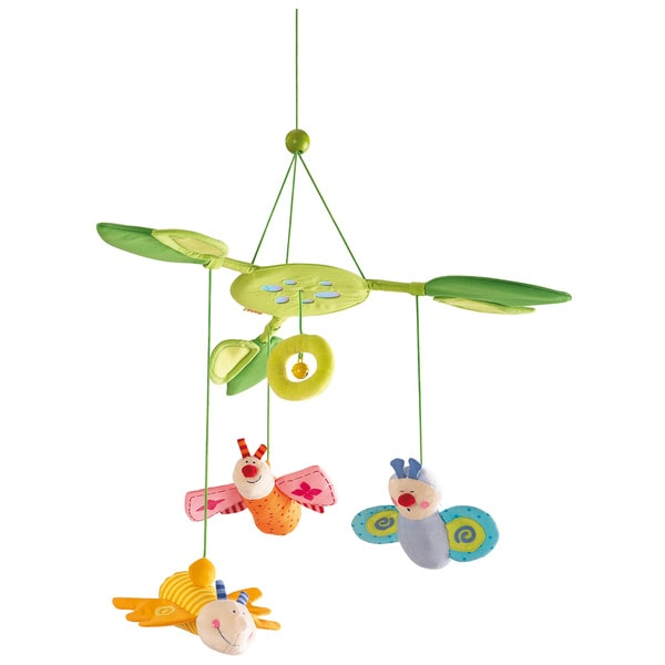 Haba Blossom Butterfly Mobile Baby Toy