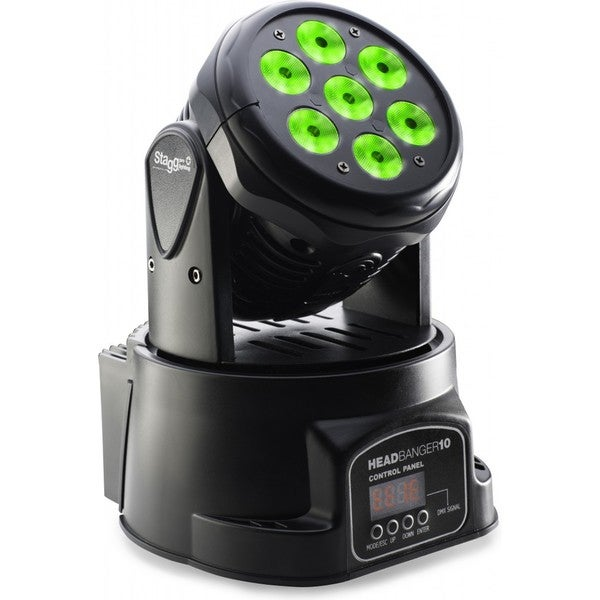 Stagg SLI MHW HB10-1 Headbanger 10 Stage Light