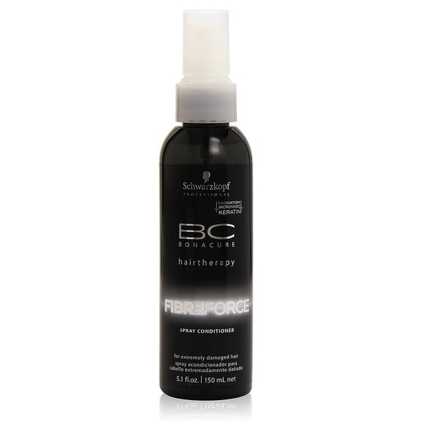 Schwarzkopf Professional BC Bonacure Fibre Force 5.1-ounce Spray Conditioner