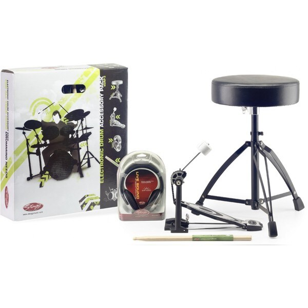 Stagg Accessory Pack for Electronic Drums