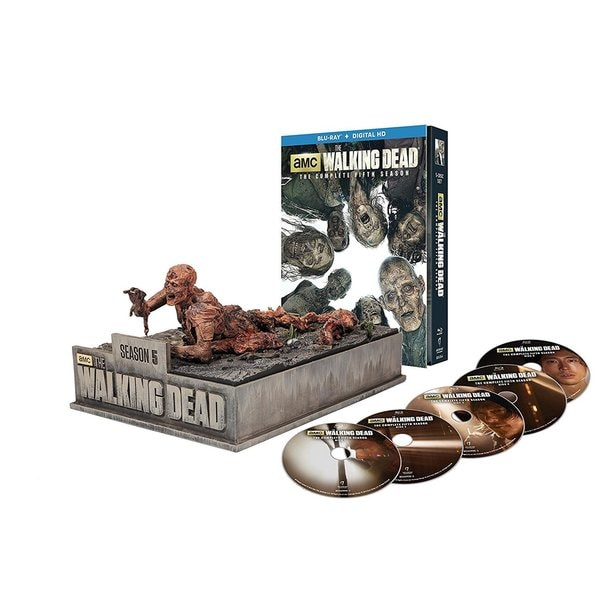 The Walking Dead: Season 5 Limited Edition (Blu-ray Disc) 22041634