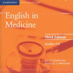 English In Medicine (CD-Audio)