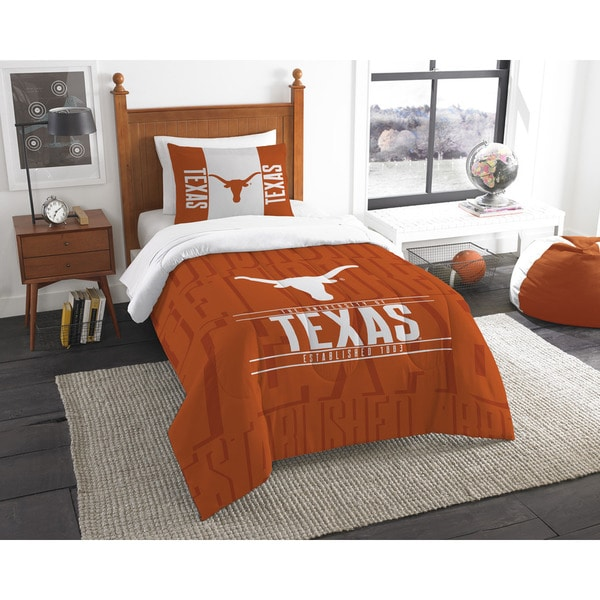 The Northwest Co Texas Twin Two-piece Comforter Set
