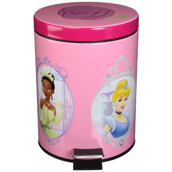 Disney Princess Summer Palace Step-on Waste can 22053194