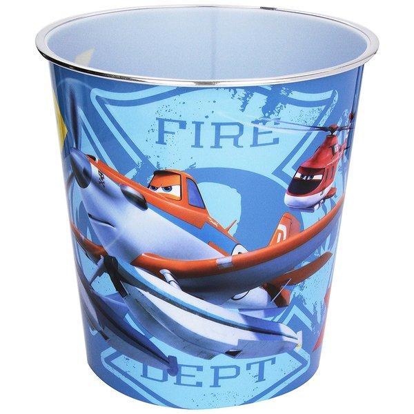 Disney Planes Fire and Rescue Wastebasket, Piston Peak 22053535