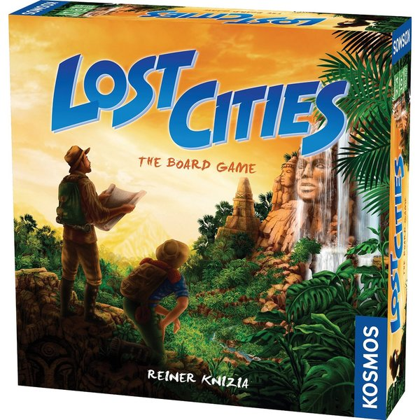 Thames and Kosmos Lost Cities, The Board Game
