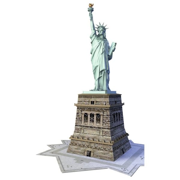 Ravensburger 3D Statue of Liberty Puzzle