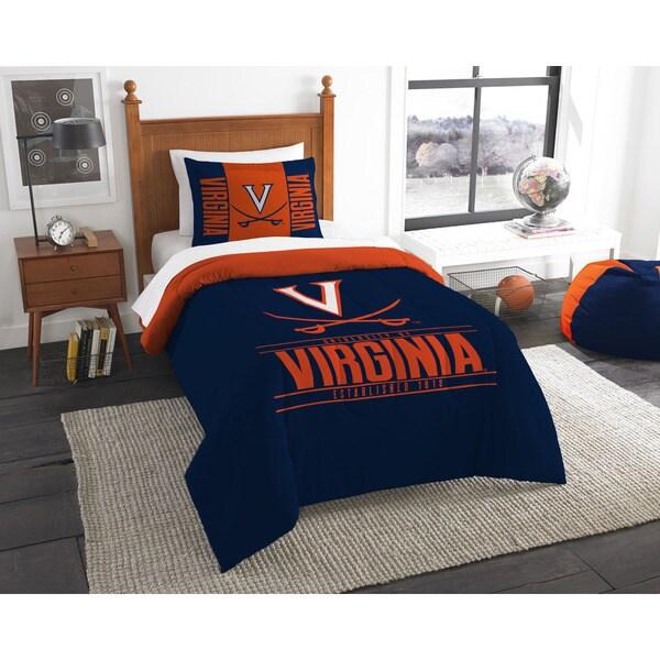 COL 862 Virginia Modern Take Twin 2-piece Comforter Set