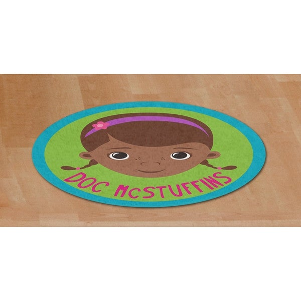 Doc McStuffins 'Boo Boo Be Gone' Bath Rug