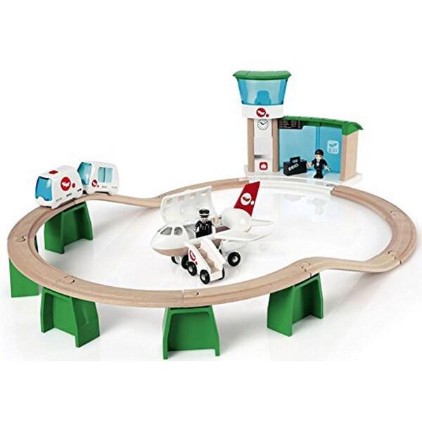 Schylling Brio Monorail Airport Set