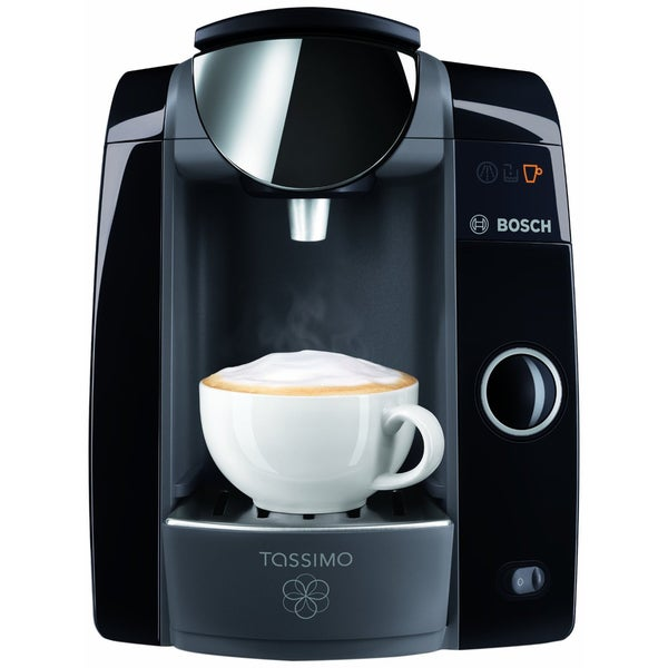 Bosch TAS4752UC Tassimo T47+ Coffee Brewer (Black)