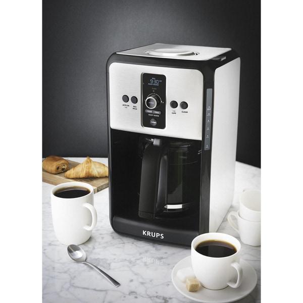 Krups EC412050 Savoy Turbo Coffee Maker 22054045