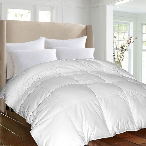 Hotel Grand Oversized Luxury 1200 Thread Count Down Alternative Comforter