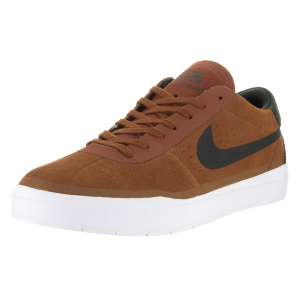 Nike Men's Bruin SB Hyperfeel Hazelnut/Black White Skate Shoes