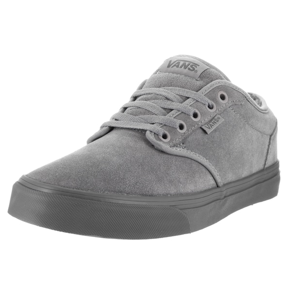 Vans Men's Atwood (Mte) Grey/Grey Skate Shoe