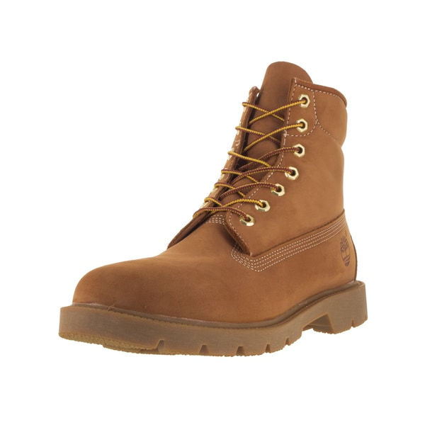 Timberland Men's Basic Wheat Nubuck 6-inch Boots