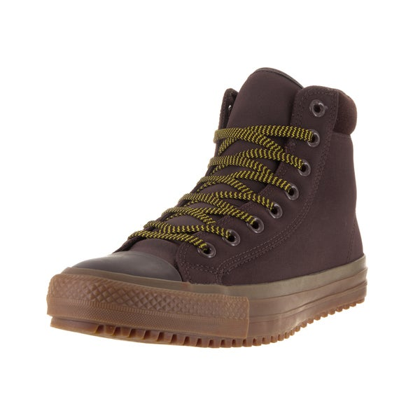 Converse Unisex Chuck Taylor All Star Brown Synthetic Boots