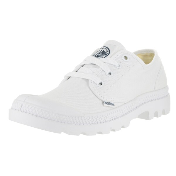 Palladium Blanc Ox White Casual Shoe