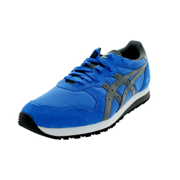 Onitsuka Tiger Unisex OC Runner Strong Blue and Grey Casual Shoe