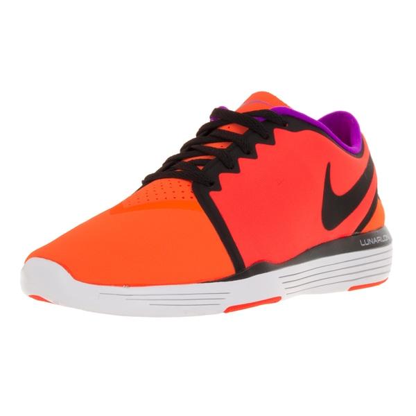 Nike Women's Lunar Sculpt Total Crimson/Black/Total Orange/Hypr Vl Training Shoes