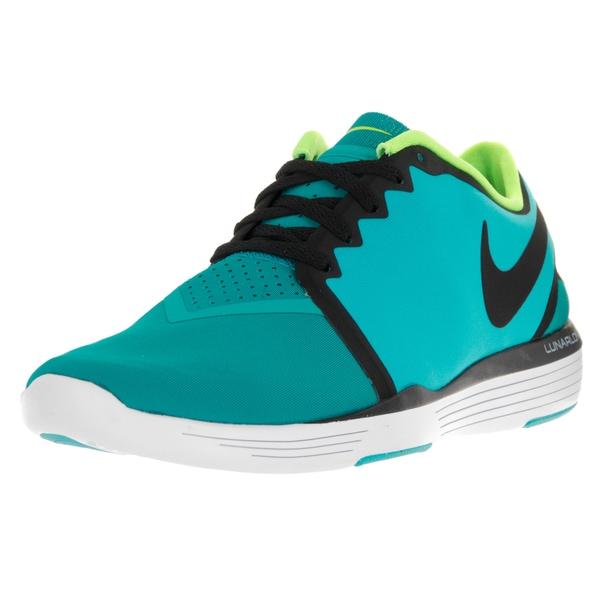 Nike Women's Lunar Sculpt Gmm Blue, Blk Enrgy, Elctrc Grn Training Shoe 22059864