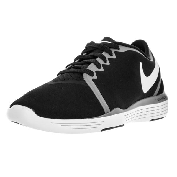 Nike Women's Lunar Sculpt Black Plastic Training Shoe