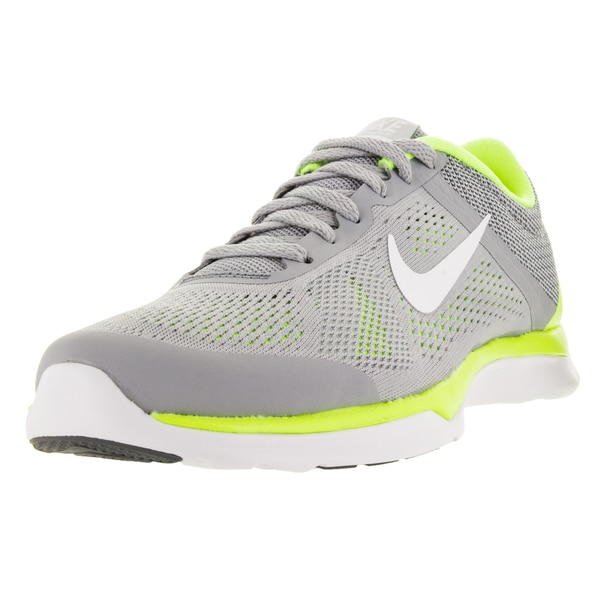 Nike Women's In-Season Tr 5 Wolf Grey/White/Volt/Platinum Training Shoes