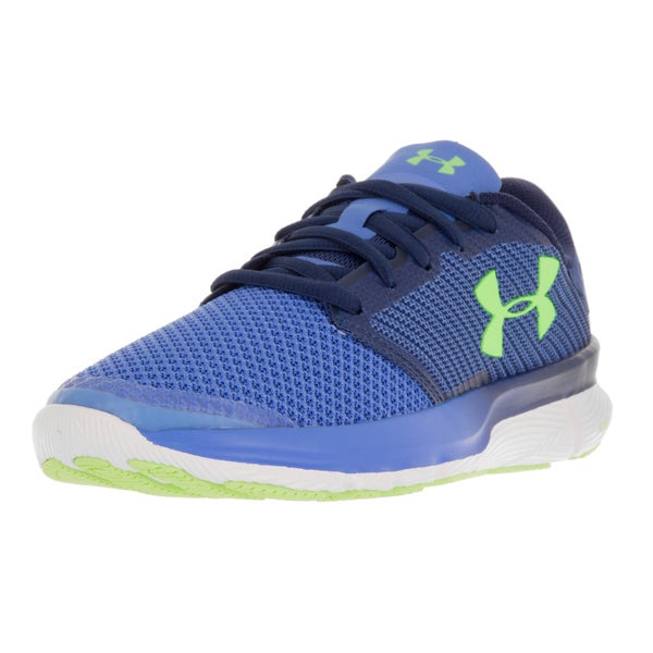 Under Armour Women's UA Charged Reckless Wtr, Her, and Lml Running Shoe