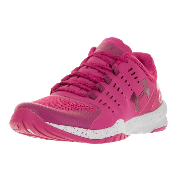 Under Armour Women's UA Charged Stunner Pink Training Shoes