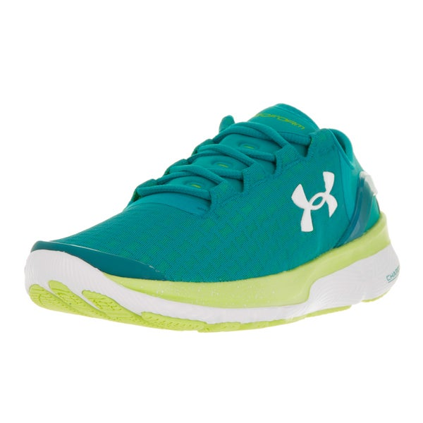 Under Armour Women's UA W Speedform Apollo 2 Green Plastic Running Shoes