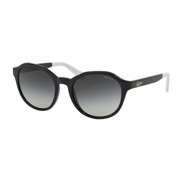 Ralph Women RA5193 137711 Black Plastic Phantos Sunglasses