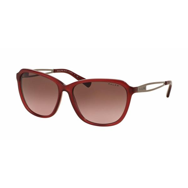 Ralph Women RA5199 145314 Purple/Reddish Metal Square Sunglasses