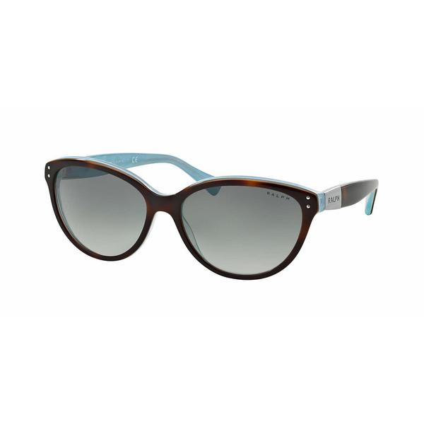 Ralph Women RA5168 601/11 Blue Plastic Cat Eye Sunglasses