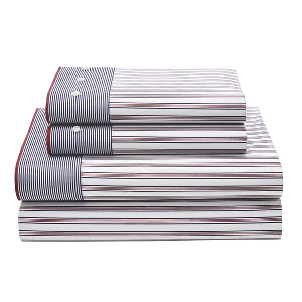 Ellington Stripe Sheet Set