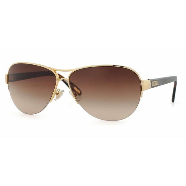 Ralph Women RA4095 106/13 Gold Plastic Cateye Sunglasses