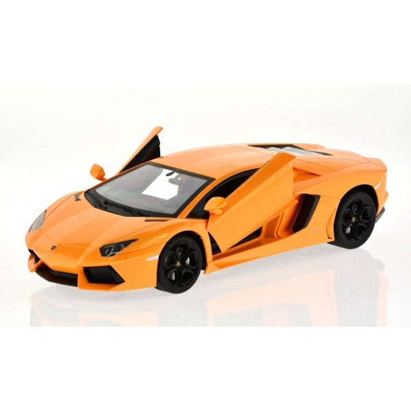 Yellow Lamborghini Avantador Remote Control Car