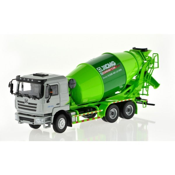 Schwing Green Small Concrete Mixer Truck