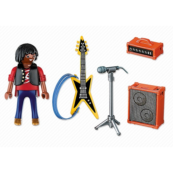 Playmobil Rock Star Play Set
